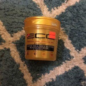 Hair gel